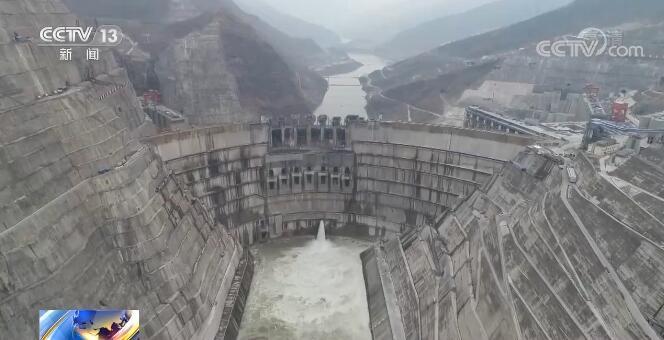 世界在建最大水电工程明年7月全部机组将投产发电
