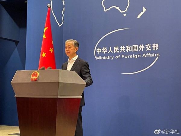 中方敦促日本立即撤销福岛核污染水排海决定
