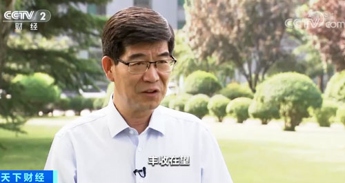 """山东:水到""""粮成"""" 水利工程保障稳产高产"""